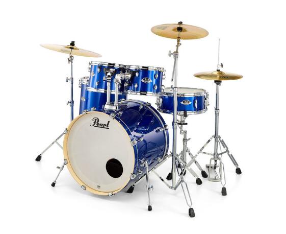 Pearl EXX725FBR/C Export H.V. Blue