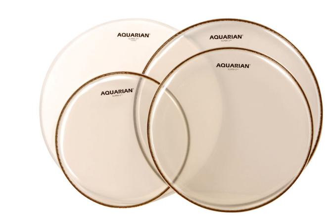 Aquarian QS2-A Drum Head Set Studio