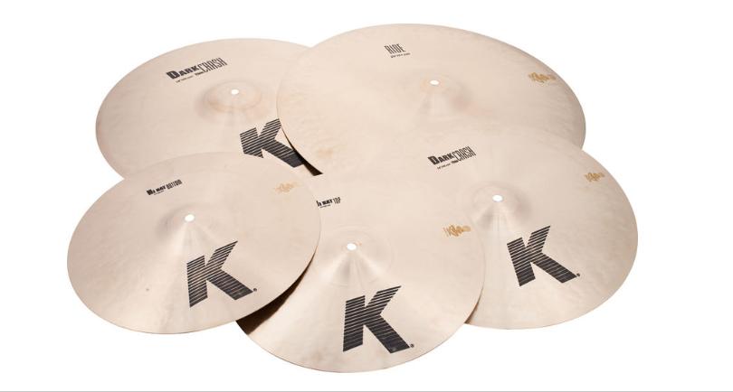 Zildjian K-Series Profi Promo Pack